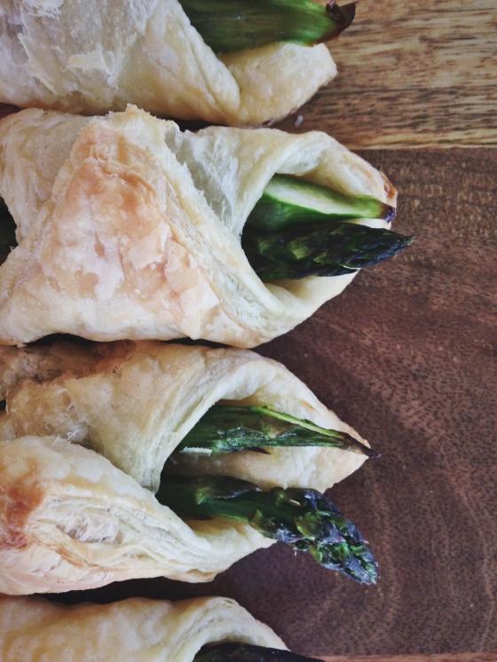asparagus piggie
